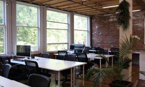 Dedicated Desks & Hot Desks